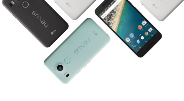Nexus 5X conta com tela Full HD de 5,2 polegadas (Foto: Reprodução/Google)