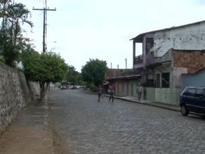 Crime ocorreu na cidade de Uruçuca, no sul da Bahia (Foto: Reprodução/TV Santa Cruz)