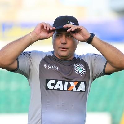 Márcio Goiano Figueirense (Foto: Luiz Henrique/Figueirense FC)