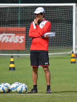 Milton Cruz São Paulo (Foto: Site oficial do SPFC)