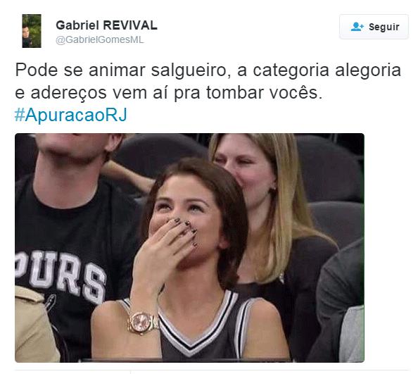 meme carnaval 5 (Foto: Reprodução/Twitter)