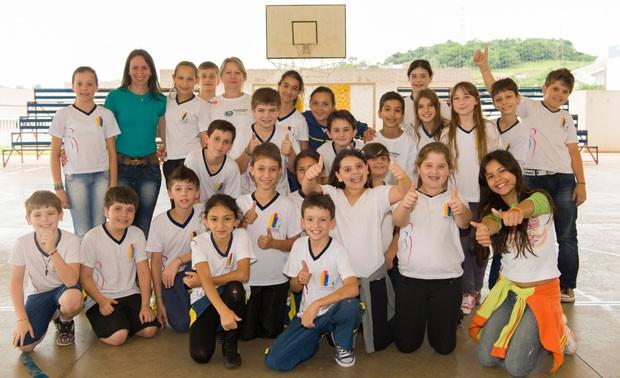 A força da comunicação a serviço da educação (Foto: Divulgação/RPC)