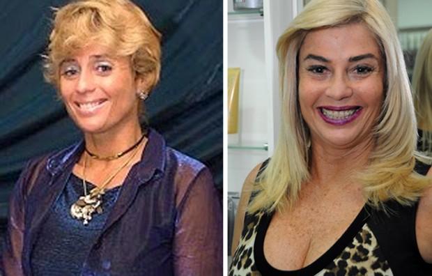 Cida Moraes (Foto: Reprodução)