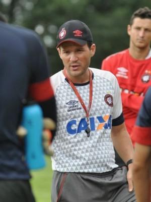 Gustavo Silva Atlético-PR  (Foto: Marco Oliveira/Atlético-PR)