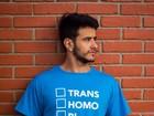 Tereza Brant vai adotar nome masculino: 'Evoluí como pessoa'