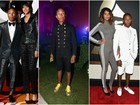 Atração do Lollapalooza, Pharrell Williams tem estilo nada óbvio