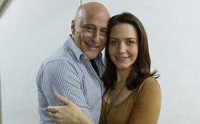 Armação que deu certo! Patrícia Vilela e Blota Filho torcem por casal na trama
