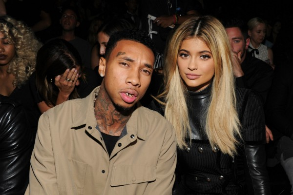 Tyga e Kylie Jenner (Foto: Getty Images)