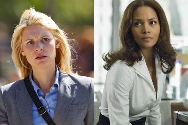 Halle Berry recusou o papel de Carrie Mathison antes dele ser oferecido para Claire Danes (Foto: Reprodução/Divulgação)