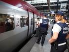 Suspeito de ataque em trem é formalmente identificado