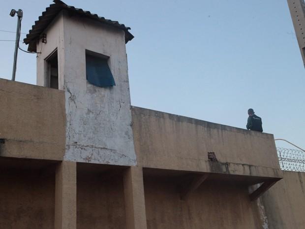 Complexo Penitenciário de Pedrinhas em São Luís (Foto: De Jesus/O Estado)