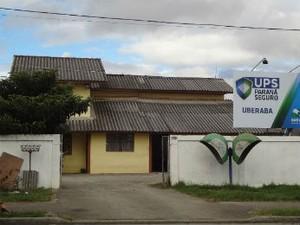 Unidade foi a primeira a ser instalada no Paraná  (Foto: Adriana Justi / G1)