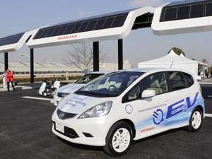 Honda vai aumentar investimentos em veículos elétricos e híbridos (Foto: AP)