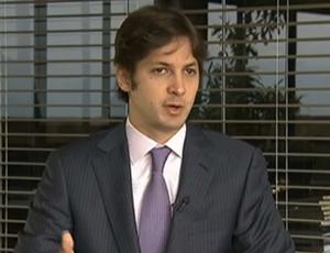 Flávio Zveiter, presidente do STJD (Foto: Reprodução / SporTV)