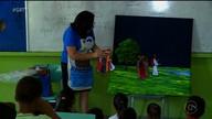 Feira ofereceu serviços para moradores do bairro Fernando Idalino, em Petrolina