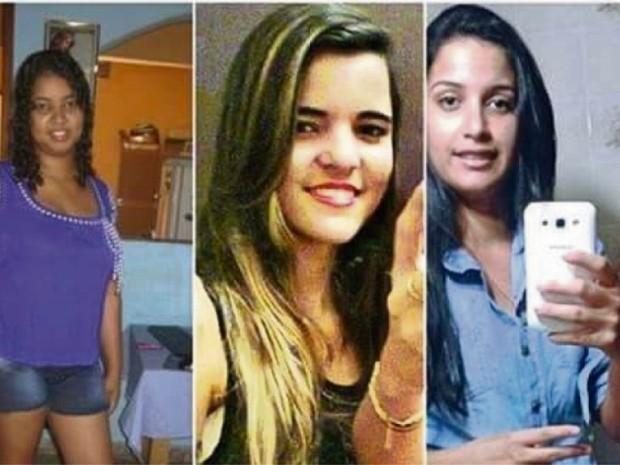 Capixaba foi para Portugal morar com as irmãs mineiras Michele Santana Ferreira e Lidiana Neves Santana (Foto: Arquivo Pessoal)