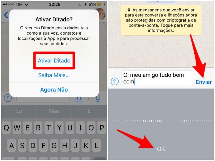 Mensagem De Oi Tudo Bem: WhatsApp: Como Mandar Mensagens Sem Digitar Usando A