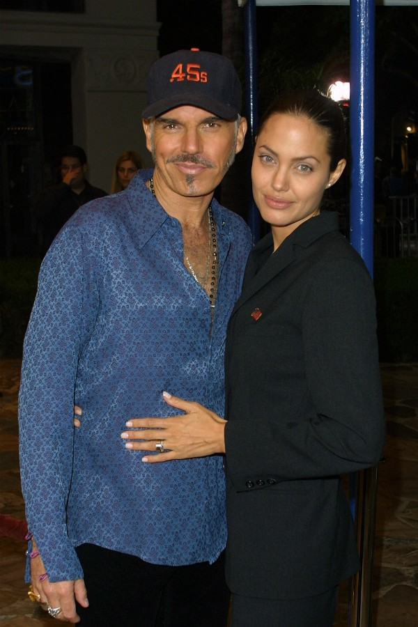 Billy Bob e Angelina (Foto: Getty Images)