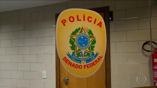 Policiais do Senado tentaram impedir busca na casa de Collor, diz PF