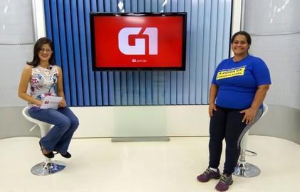 Mary Porfiro conversa sobre hemofilia com Cristiane Lamarão