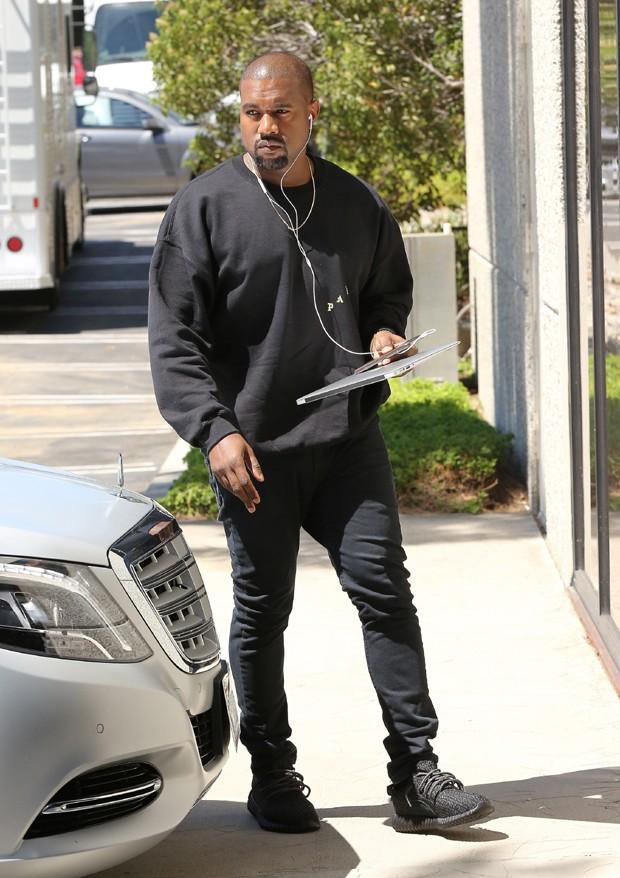 Kanye West (Foto: AKM-GSI)