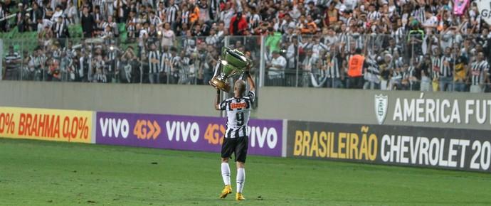 Diego Tardelli, atacante do Atlético-MG (Foto: Bruno Cantini \Flickr Atlético-MG)