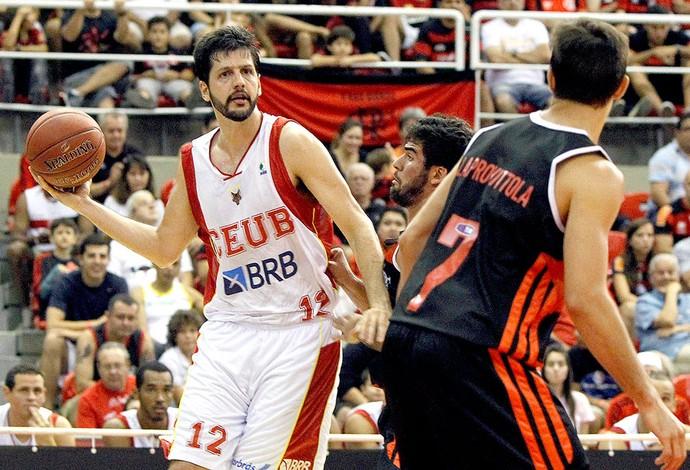 Guilherme Giovannoni basquete Flamengo x Brasília NBB (Foto: Ricardo Ramos / LNB)