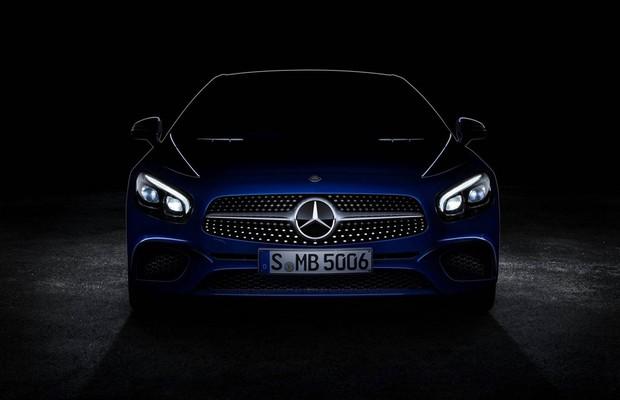 Mercedes-Benz SL (Foto: Divulgação)