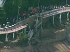 MPF denuncia 14  pessoas pela queda de ciclovia Tim Maia no RJ