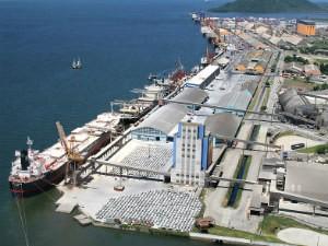 Porto de Paranaguá (Foto: Reprodução RPC TV)