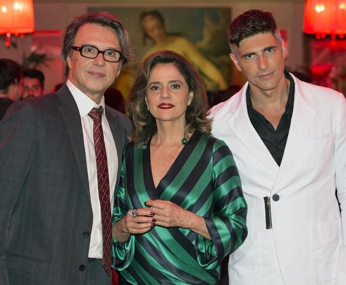 Maurice se envolverá com Anthony em 'Verdades Secretas' (Foto: Felipe Monteiro/ Gshow)