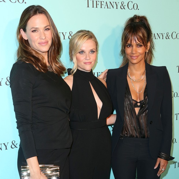 Jennifer Garner, Reese Witherspoon e Halle Berry (Foto: Getty Images)