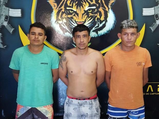 Dois dos intratores fugiram durante fuga em massa ocorrida nesta segunda (8) (Foto: Divulgação/Dicap)