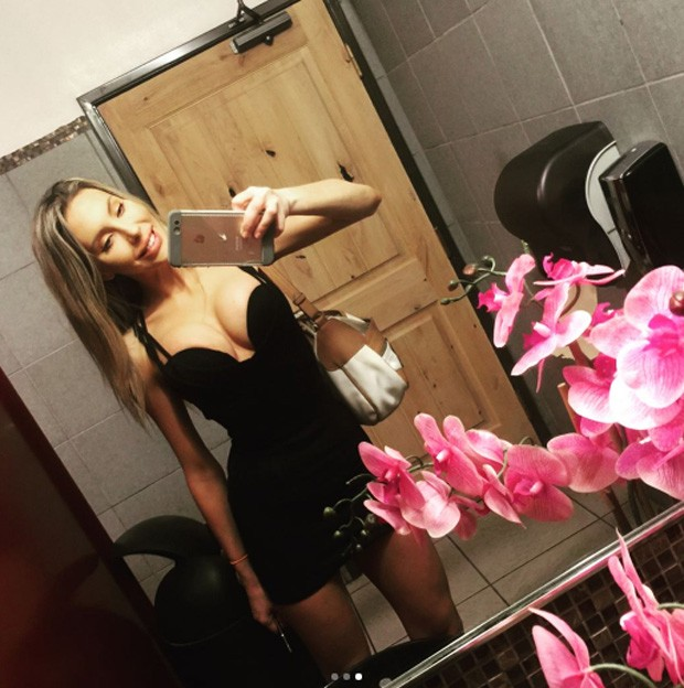 Chloe Lattanzi (Foto: Reprodução/Instagram)