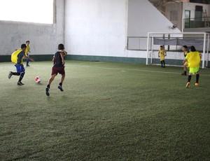 Futebol de base em Porto Velho (Foto: Ivanete Damasceno)