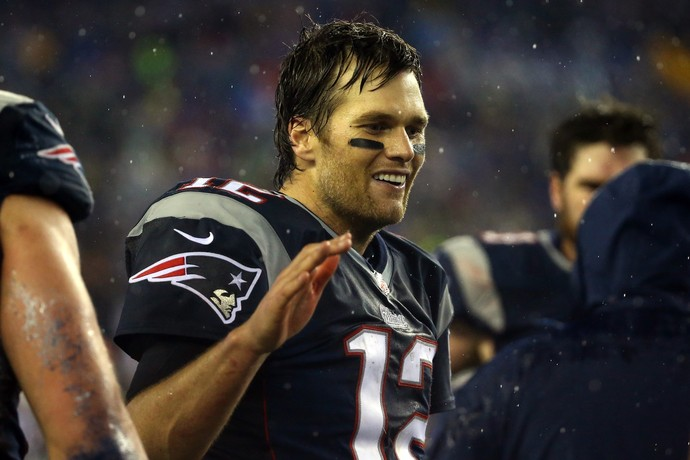 Indianapolis Colts x New England Patriots Tom Brady (Foto: Getty Images)