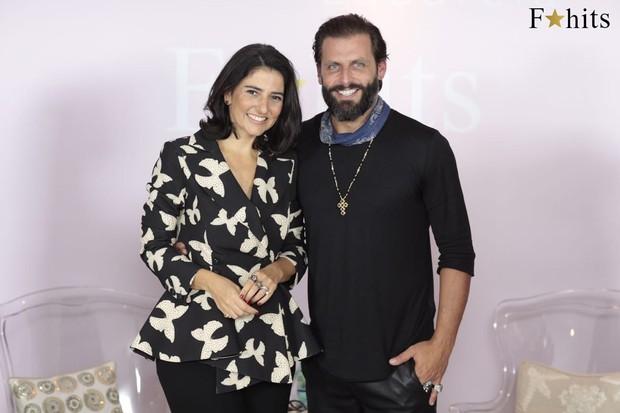 Alice Ferraz e Henri Castelli (Foto: Divulgação)