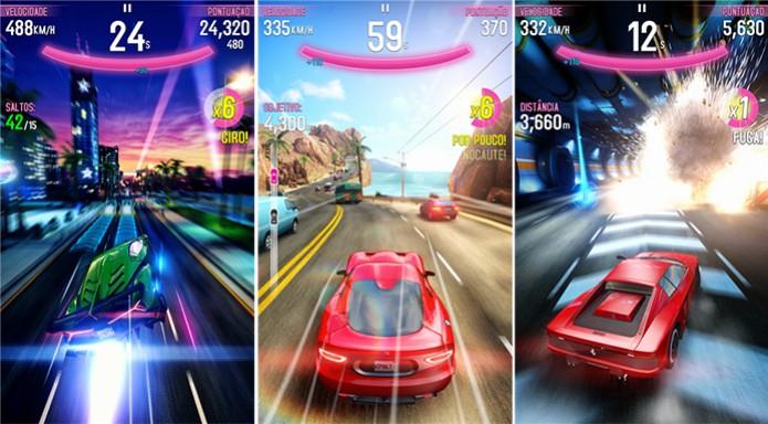 Asphalt Overdrive é um ótimo game de 2014 para os fãs de velocidade (Foto: Divulgação/Windows Phone Store)