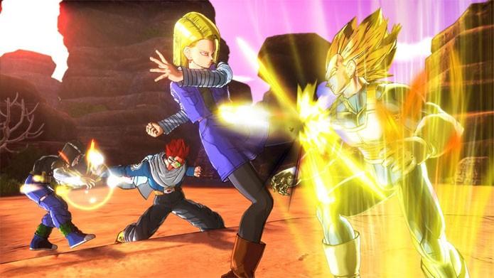 Dragon Ball Xenoverse é um dos lançamentos da série (Foto: Divulgação)
