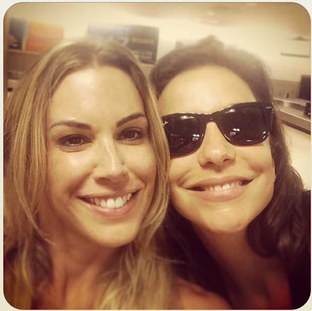 Joana prado e Ivete sangalo (Foto: Reprodução / Instagram)