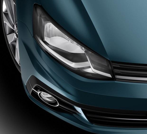 Volkswagen divulda detalhe do Gol com reestilização (Foto: Divulgação/Volkswagen)