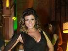 Babi Rossi vai a festa que tem filho de Eike Batista como DJ