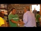 Rubens Bomtempo diz que vai fortalecer comércio de Petrópolis, RJ