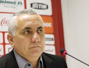 Paulo Rabello, médico do Inter  (Foto: Diego Guichard / GLOBOESPORTE.COM)
