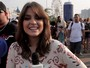 Maria Luiza canta no Rock in Rio e ataca de repórter do Gshow; veja