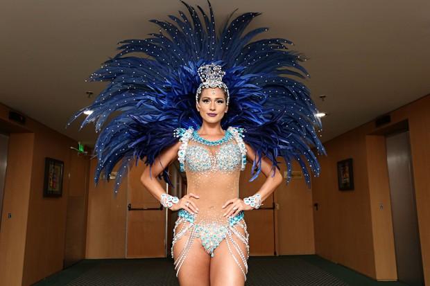 Lívia Andrade (Foto: Celso Tavares / Ego)
