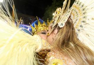 Sabrina Sato e Nicole Bahls (Foto: Graça Paes/ Brazil News)