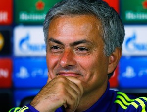 José Mourinho chelsea coletiva (Foto: Agência Reuters)