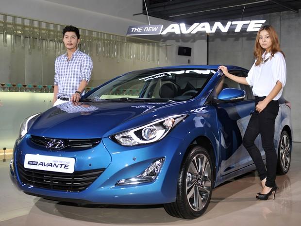 Hyundai Elantra (Foto: Divulgação)