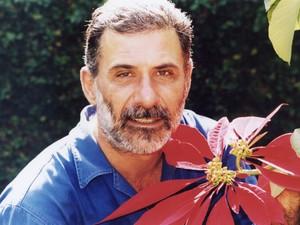 """Domingos Pellegrini diz que o envio do livro """"é uma forma de homenagear o amigo"""" (Foto: Seed/Arquivo)"""